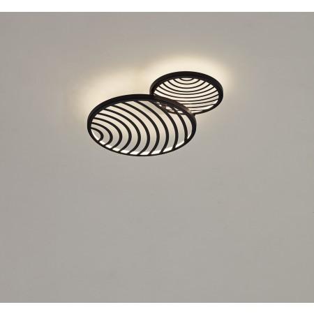 плафон 7234 Plafon LED 30W/3000K Negro