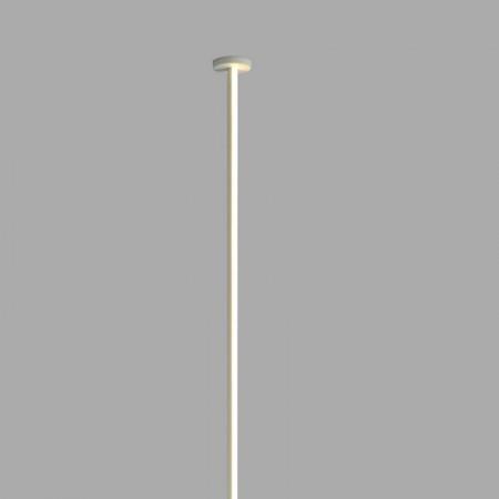 лампион / правостояща лампа ^7349 Pie De Sal?n LED Dimable 30W/3000K Blanco