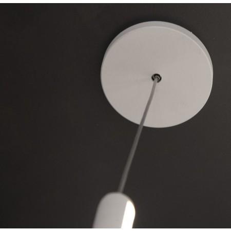 7351 Pie De Sal?n LED Dimable 36W/3000K Blanco