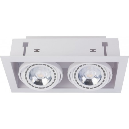 9574 DOWNLIGHT WHITE II ES 111