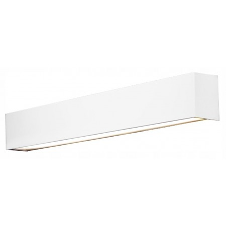 9610 STRAIGHT WALL LED WHITE S
