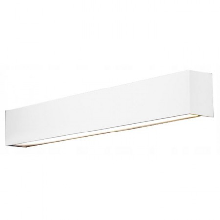 9612 STRAIGHT WALL LED WHITE L