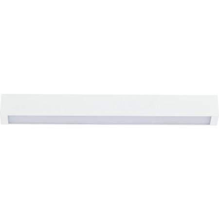 9620 STRAIGHT LED white ceiling S