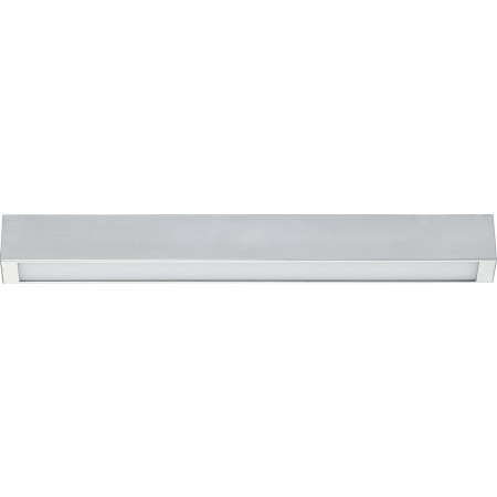 9623 STRAIGHT LED silver ceiling S