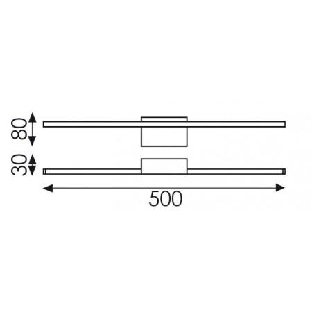 A33912C (16/3391-50 12W3200K Chrom)