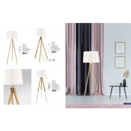 лампион / правостояща лампа 60201