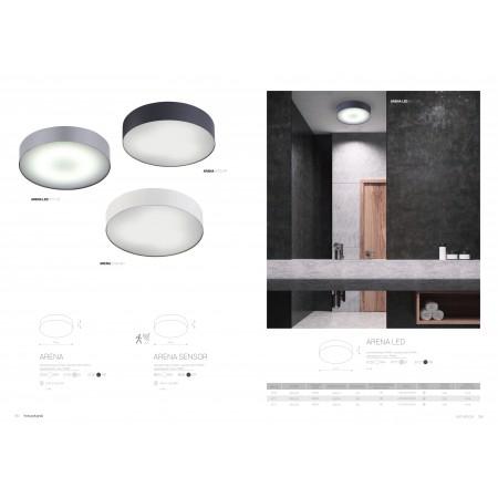 6726 ARENA WHITE LED