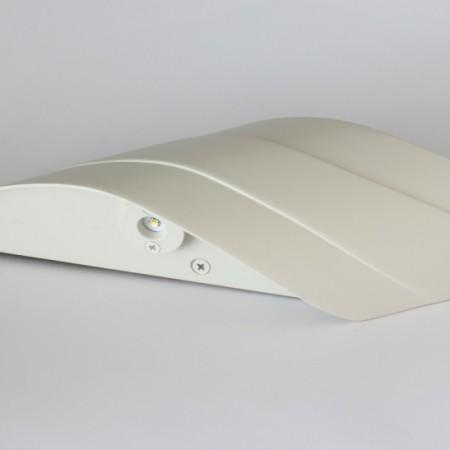 C0089 LED 315*90*70mm Alu/Matt White 6W/3000K