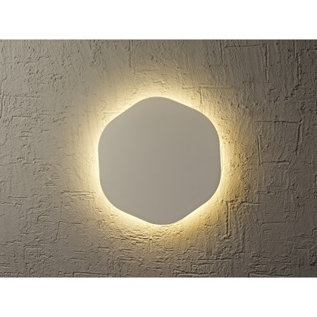 C0106 LED 192*180mm Alu/White 12W/3000K