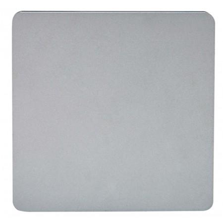 плафон, аплик C0114 LED 180*180mm Alu/Silver 12W/3000K