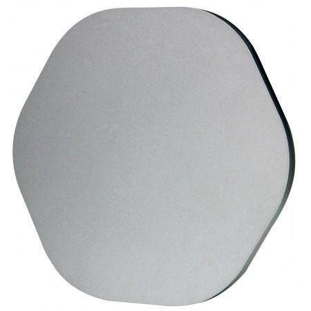 C0116 LED 192*180mm Alu/Silver 12W/3000K