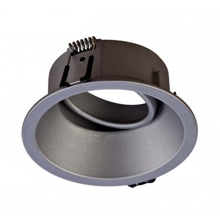 луничка / луна, спот лампа C0161 96*40mm GU10 50W incl. Silver