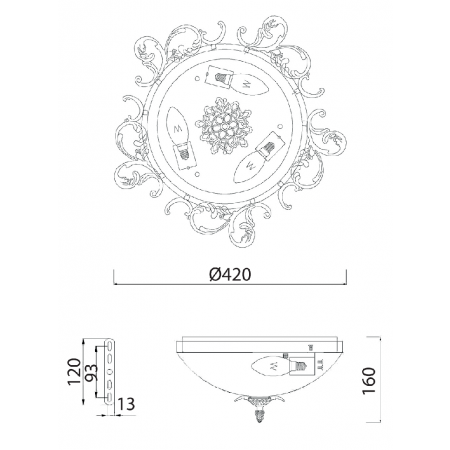 C900-CL-03-W (CL900-03-W)