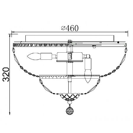 DIA100-CL-12-N (C100-PT45-N)