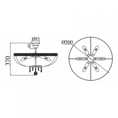 DIA750-PT50-WG