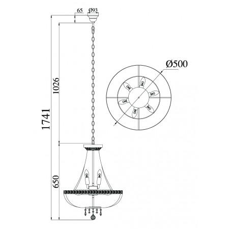 полилей DIA750-TT50-WG