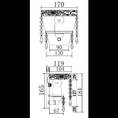 DIA890-WL-01-G (A890-WB1-G)