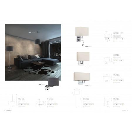 аплик 6800 HOTEL I kinkiet LED