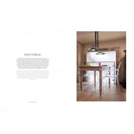 ^5443 DOUBLE Lamp 2L LINE BLACK OXIDE 2xE27 40W (N