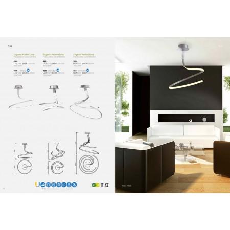 4982 LED 30W/3000K 2400lm Simple Lamp