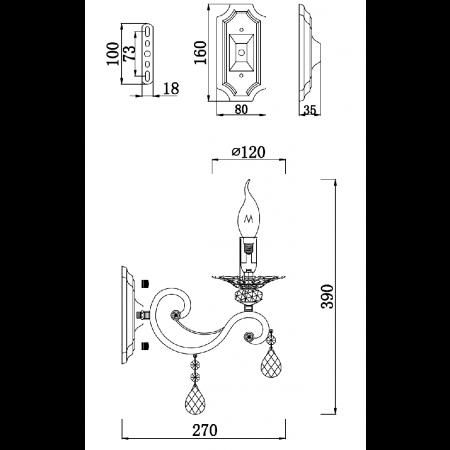 RC247-WL-01-R (ARM247-01-R)