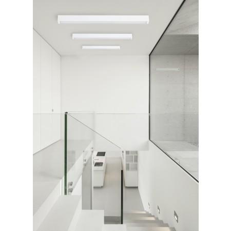 9622 STRAIGHT LED white ceiling L