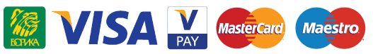 Методи за плащане с карта в онлайн магазин ОРИОН